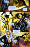 Spider-man Family #1 (Catfight)