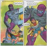 X-Men: Enter the X-Men (Children's Comic)