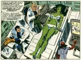 Sensational She-Hulk #2: 1