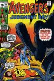 Avengers v1 #090-91: 1