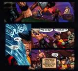 Outsiders Five of a Kind Katana and Shazam #2: 1