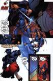 Psylocke and Archangel Crimson Dawn #003: 1