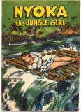 Nyoka the Jungle Girl #4: 1