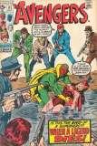 Avengers v1 #081: 1