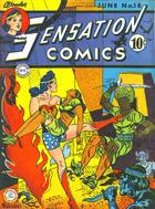 Sensation Comics #18