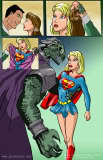 Supergirl hypnotized: 1