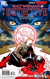 DetectiveComics no856 Batwoman