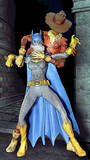 Batgirl vs. Scarecrow: 1