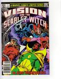Vision and Scarlet Witch #3: 1