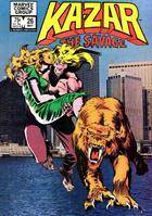 Ka-Zar the Savage #26