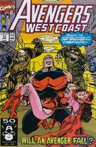 Avengers West Coast #73: 1