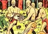 Nyoka #11 bondage, arm carry, peril: 1