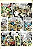 Nyoka in Master Comics #100 manhandled, pole carry: 1