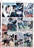 Nyoka in Master Comics #93 head KO, arm carry: 1