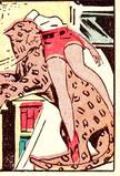 Nyoka in Master Comics #99 Head KO, OTS carry: 1