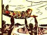Nyoka #3 tied up, blast KO, arm carry: 1