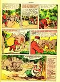 Nyoka #9 2nd story- Head KO, bear hug, unconscious: 1