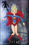 Supergirl Physical KO Commission: 1