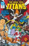 New Teen Titans # 34: 1