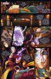 Street Fighter #11: Cammy still unconscious, is mindwashed: 1