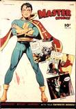 Nyoka in Master Comics #69 manhandled, peril: 1