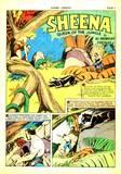 Sheena in Jumbo #24 peril, arm carry