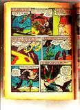 Hawkgirl in Flash Comics #28 peril, bondage, carry