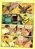 Nyoka in Master Comics #52 bondage, peril: 1