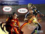 Scorpion's sting - Xhime, Ms. Marvel
