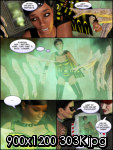 Musk of the Mynx (3D Comic)