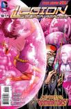 Legion of Super-heroes #10 (2012): 1