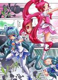 [Atelier Hachifukuan] Catch! xx Cure! (Heartcatch Pretty Cure)