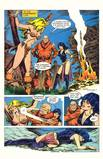 Axa Comics #1-2 The Adopted and The Donor
