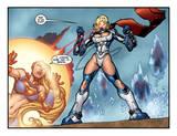 Ame-Comi Power Girl #3: 1