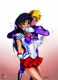 Sailor Scouts Chloroformed [Original]: 1