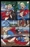 Supergirl vs Nuclear Girl: 1