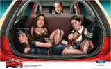 Ford controversial bondage advertisement