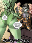 Gotham City Sirens #05-06