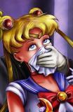 Sailor Moon 'Femforce 119' Homage: 1
