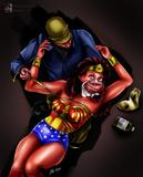 Wonder Woman Choroformed - Original: 1