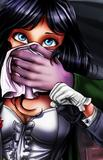 Zatanna Chloroformed - 2014 [Original Art]