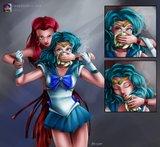 Sailor Neptune Chloroformed: 1